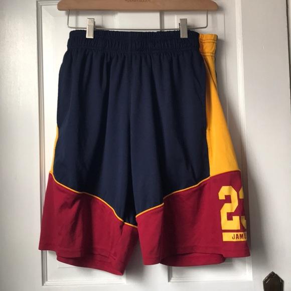 NBA Cleveland Cavaliers Men's Basketball Shorts